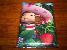 STRAWBERRY SHORTCAKE LIGHT SWITCH PLATE