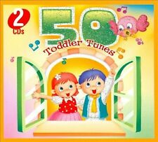 50 TODDLER TUNES  2 CD Set  2010 by Countdown Kids