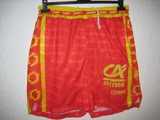 Short porté RODEZ Olympic vintage maillot Division 2 années 90