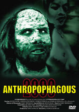 ANTHROPOPHAGOUS 2000 - DVD UNCUT MOVIES - HORREUR - GORE