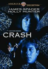 CRASH - (1996 James Spader) Region Free DVD - Sealed