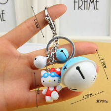 NEW Hello kitty Key chain The bell key chain Toy Gift 5