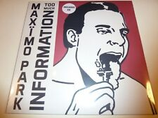 MAXIMO PARK - Too much Information ***Vinyl-LP + CD***NEW***