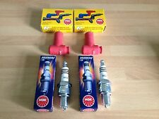 BMW  R65 GS R80 GS R80 RT R80 ST R80 T R90/6 NGK IRIDIUM RACE SPARK PLUGS & CAPS