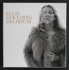 ELLIE GOULDING * DELIRIUM * UK SIGNED LIMITED DELUXE BOX * ON MY MIND * ARMY