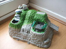 MULTI TRANSFORMING TRACY ISLAND FOR THUNDERBIRD TOYS 1 2 3 4  FAB1 & MOLE