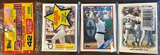 1988 TOPPS RACK PACK RICKY HENDERSON A/S Glossey Card on (TOP) G7105508