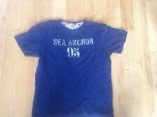 r95th The Love Brand ,blue, Tshirt, Sz S
