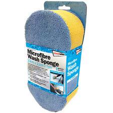 MICROFIBRE CAR WASH SPONGE/ CAR WASHING CLEANING VALETING SPONGE 23x11x7cm