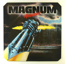 "12"" LP - Magnum  - Marauder - C2360 - washed & cleaned"