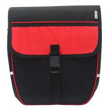 C-BAGS HEART single TREKKING 500.004 Fahrradtasche Gepäckträger Tasche red