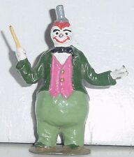 TIMPO TOYS Lead Circus Series, Clown w/Baton, 54mm, Britains, Reproduction