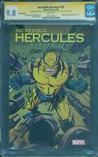 Incredible Hulk 128 Variant CGC SS 9.8 Stan Lee Trimpe Romita 3 Sign 181 art
