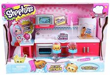 Hot Spot Kitchen Shopkins Season 6 Chef Club Playset 2016