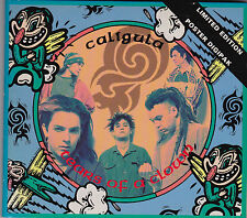 Caligula - Tears Of A Clown - CD (8629752 Mercury Digipack with Poster)