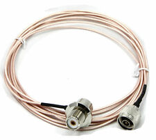 G-4M316M, D MOBILE COAXIAL CABLE, Connector (MJ-NP/4M),for antenna, yaesu,vertex