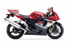 SUZUKI TOUCH UP PAINT KIT GSXR600K5 RED & BLACK.