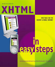 XHTML in Easy Steps, Mike McGrath