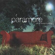 Paramore - All We Know is Falling - CD - New in Package - NEVER OPENED