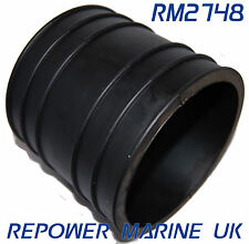 Upper Exhaust Tube Bellows for Mercruiser V6 / V8, 3.0L, Repl: 32-443488T
