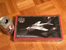 USA - BELL X-5 FIGHTER JET PLANE, PLASTIC MODEL KIT, Scale: 1:40