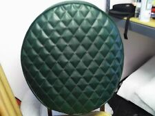 SEMI TRUCK FUEL TANK COVERS KENWORTH SET OF  4 GREEN