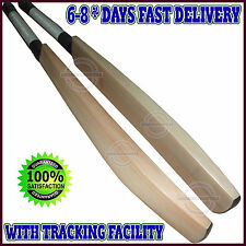 Custom Made English Willow Cricket Bat (NURTURED IN INDIA) Full Size Bat