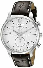 Tissot Men's Tradition Chronograph Quartz Watch T063.617.16.037.00