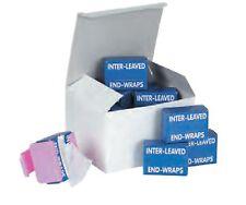 papiers pointes mini boîte de 200 feuilles pour l'enroulage permanente