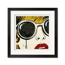 D*Face Reflections Eternal Street Graffiti Poster Print