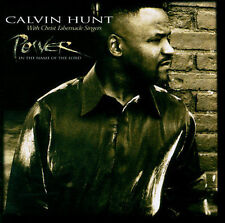 Calvin Hunt - Power in the Name of the Lord - CD Still Sealed