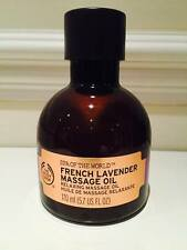 The Body Shop French Lavender Massage Oil 170ml
