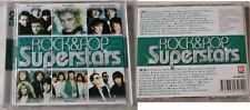 Rock & Pop Superstars - Saxon, Marillion, Power Station,... 36 O-Hits DO-CD TOP