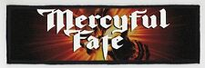 MERCYFUL FATE SUPERSTRIP PATCH / SPEED-THRASH-BLACK-DEATH METAL