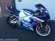 SUZUKI GSXR 1000 GSX-R GSXR1000 ENGINE MOTOR HEAD CASES PARTS 01 02 2001 S51