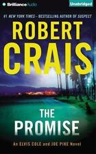 THE PROMISE unabridged audio book on CD by ROBERT CRAIS