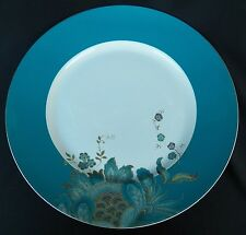 222 FIFTH PTS INTERNATIONAL ELIZA TEAL DINNER PLATE(S)
