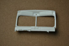 AMT 1/25 FORD CUSTOM WOODY INSTRUMENT PANEL & WINDOW TRIM - ONE TOTAL PART!