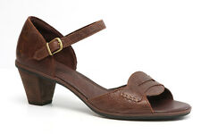 New Timberland Earthkeepers Montvale Leather Women Sandals Sz10 (MSRP $120)