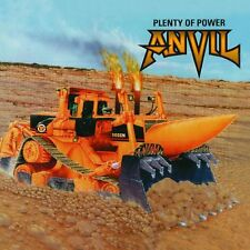 Anvil Plenty Of Power CD NEW SEALED 2012 Digitally Remastered Metal