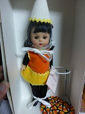 "Madame Alexander 8"" HALLOWEEN Doll - CANDI CORN - LIMITED OF 100"