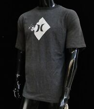 Hurley Surfing Classic Dark Charcoal Color Mens T shirt Size 2Xlarge HRL-92