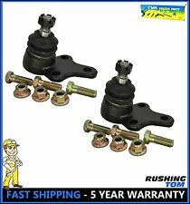 Toyota Pickup Hilux 2WD (2) Front Driver & Passenger Lower Ball Joints