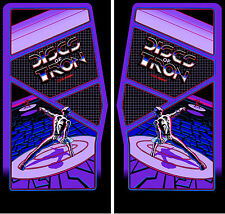 Discs of TRON side art