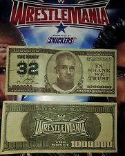 Shane McMahon Million Dollar Bill Schein WWE Wrestlemania 32 Undertaker HiaC