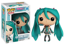 Vocaloid HATSUNE MIKU Funko Pop! Vinyl Figure NEW & IN STOCK NOW