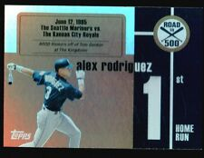 ALEX RODRIGUEZ ROAD TO 500 CARDS~THE ~COMPLETE~ 500 CARD SET!~FREE SHIPPING