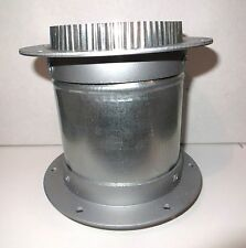 Oven Boot Stand Pipe With Ring 5 inch - Stoves - Riley Stove
