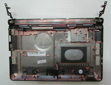Packard Bell ZG5 Cover inferiore scocca Lower Bottom Case Chassis+cerniere hinge