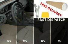 20 % Dark Black Smoke Window Tinting Film 50cm 3m Tints Kit for Car Kitcar SUV